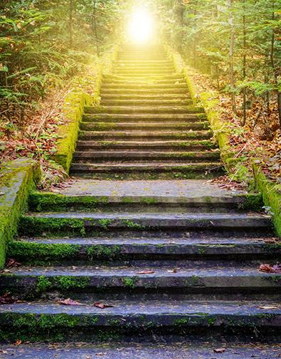 Psychic Steps